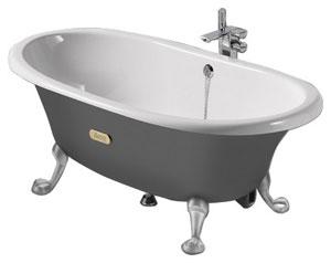 Чавунні ванни