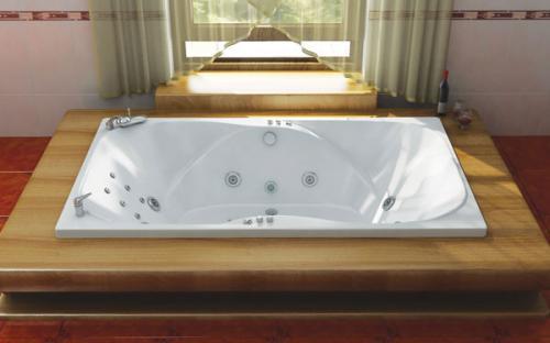 Внешний вид ванны Атлант Тритон