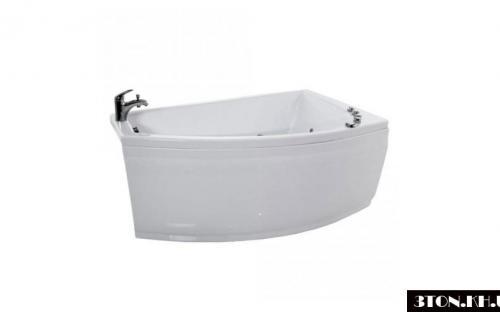 Асимметричная ванна Белла Тритон