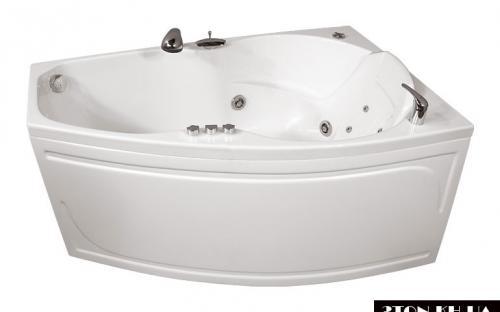 Ліва ванна Бриз Тритон