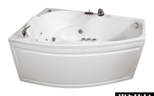 Правая ванна Бриз Тритон