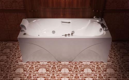 Зовнішній вигляд ванни Цезар Тритон