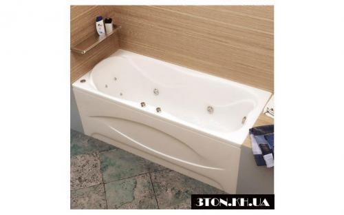Зовнішній вигляд ванни Емма-170 Тритон