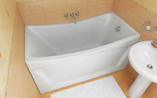 Внешний вид ванны Ирис Тритон