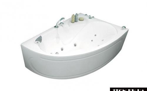 Левая ванна Изабель Тритон