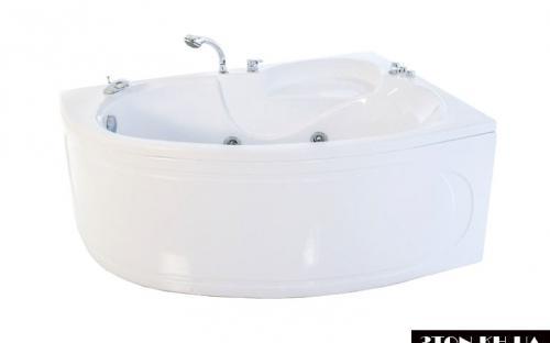 Оновлена ліва ванна Кайлі Тритон