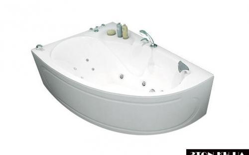 Права ванна Кайлі Тритон