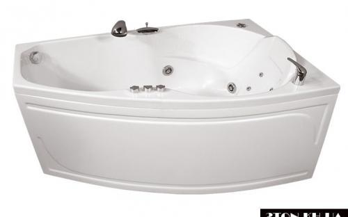 Левая ванна Лайма Тритон