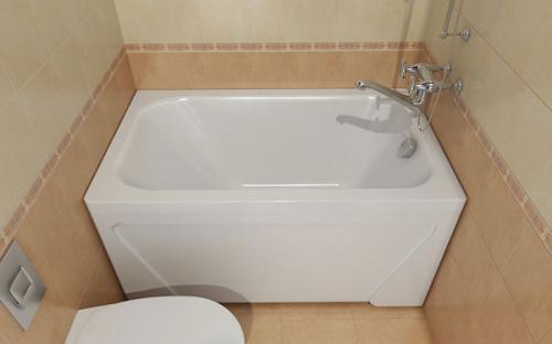 Внешний вид ванны Лиза Тритон