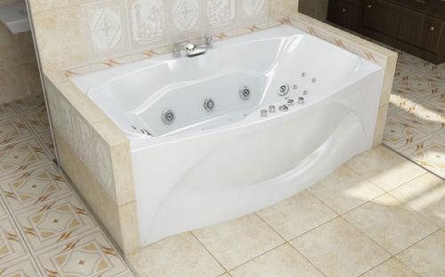 Внешний вид ванны Оскар Тритон