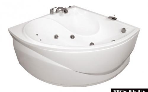 Кутова ванна Сінді Тритон