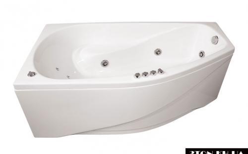 Правая ванна Скарлет Тритон