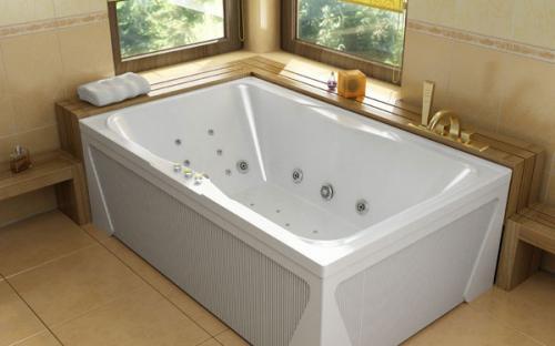 Внешний вид ванны Соната Тритон