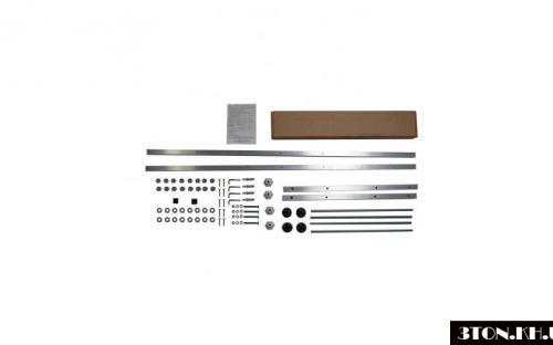 Алюмінієвий каркас для ванни Стандарт-170 Тритон 1700х750х560